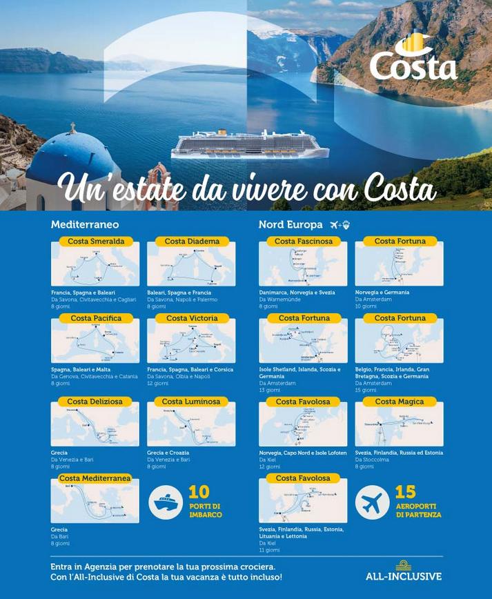 Locandina Costa