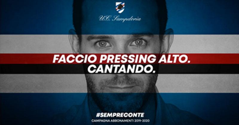 U.C. Sampdoria – Campagna 19/20 – Man